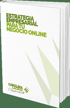 ebook estrategia empresarial - Carolina Lacruz