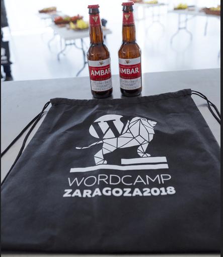 wordcamp zaragoza cerveza
