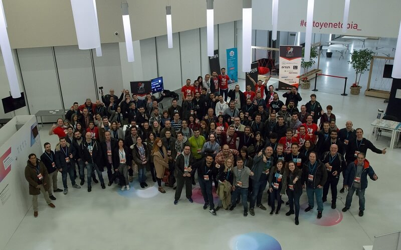 Crónica de mi experiencia en la WordCamp de Zaragoza (13 y 14 de enero) 2018